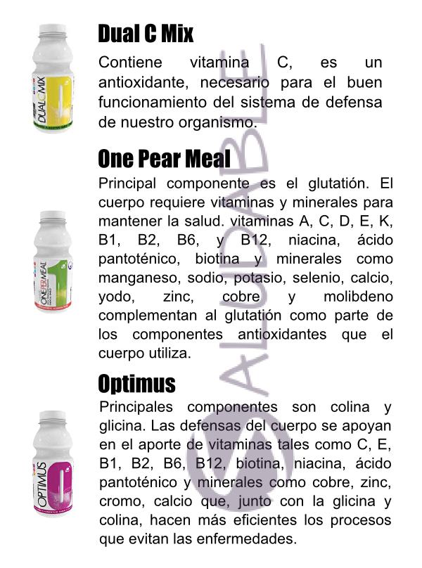Productos Omnilife para Sistema Inmunologico