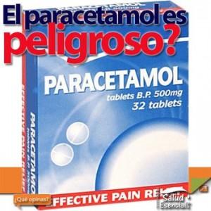 Paracetamol Malo para la Salud