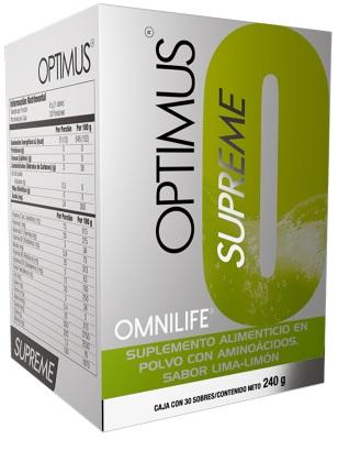 Optimus Supreme