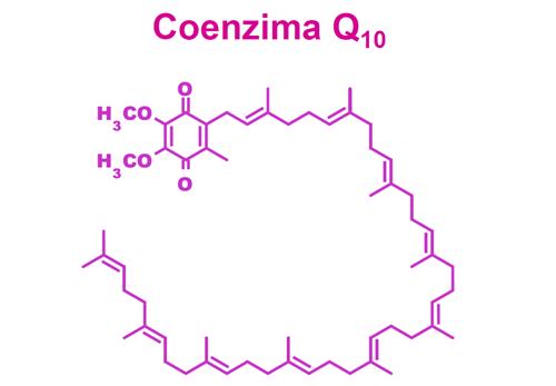 Dale energia a tus celulas con la Coenzima Q10