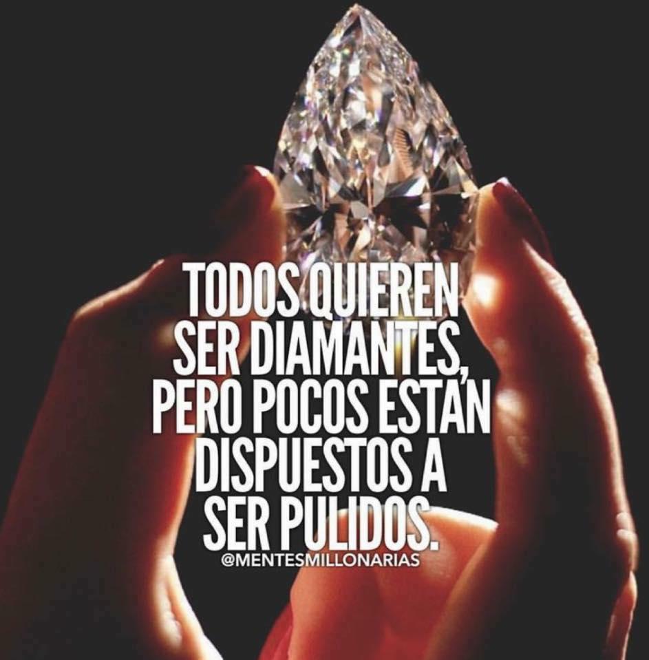todo quieren ser diamantes