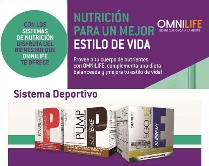 Sistema Deportivo Omnilife