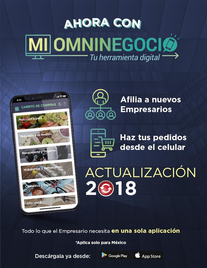 Mi-Omninegocio Actualización 2018