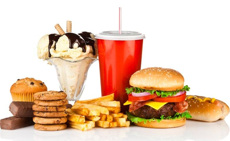 ¿Que Sucede En Tu Cuerpo Cuando Comes Comida Chatarra