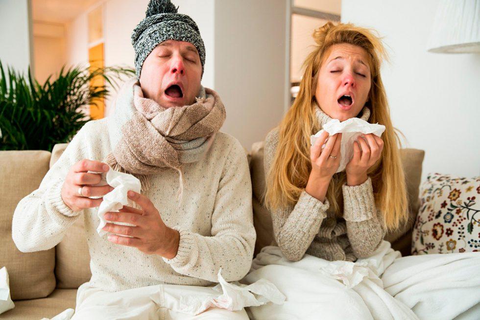 tratamiento para la gripa estacional o influenza