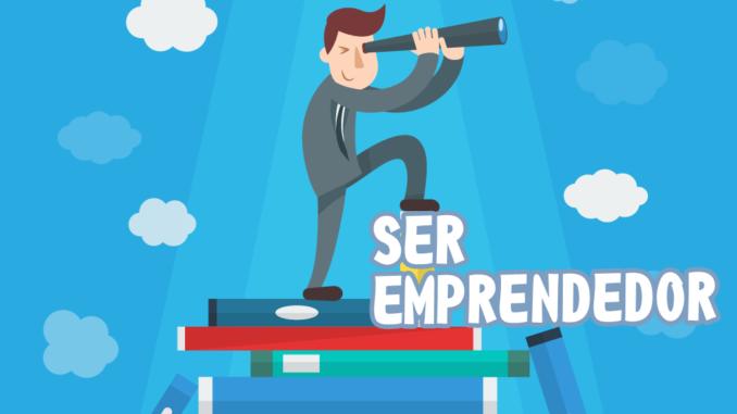 ser emprendedor es bueno felicidades